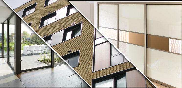 در و پنجره سه جداره