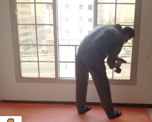 تعویض پنجره های 2 جداره و 3 جداره