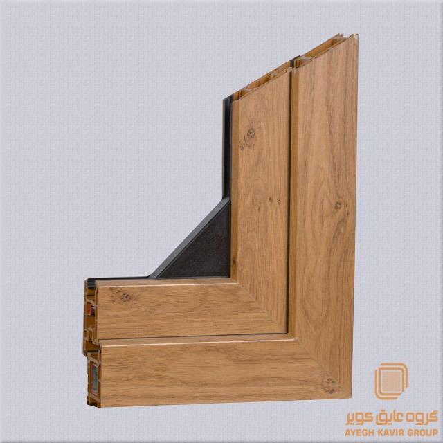 قاب پنجره upvc