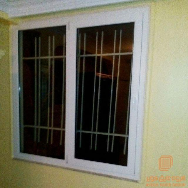 پنجره UPVC - کرج - خانم غروی