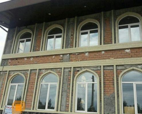 کلاه شیرگاه - مسجد آهنگر