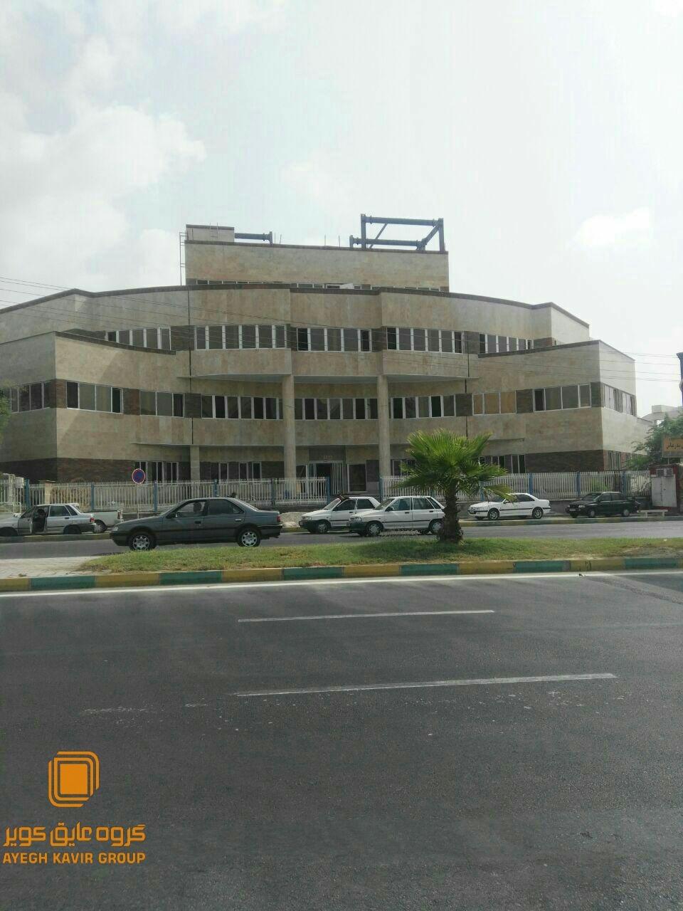 بندرعباس - بیمارستان شهید محمدی