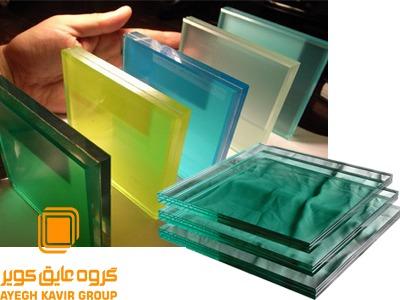 انواع شیشه لمینیت پنجره دوجداره