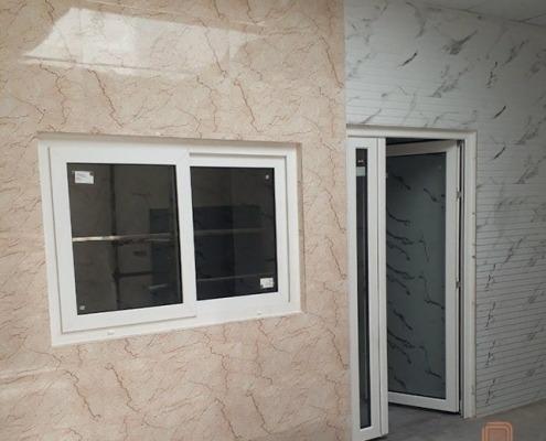پنجره UPVC - تهران - انستیتو پاستور ایران