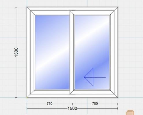پنجره یو پی وی سی کشویی (Slide)پنجره یو پی وی سی کشویی (Slide)