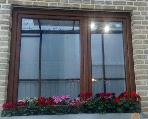 انتخاب پنجره UPVC