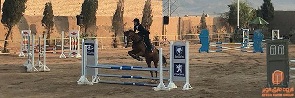 مسابقات اسب سواری