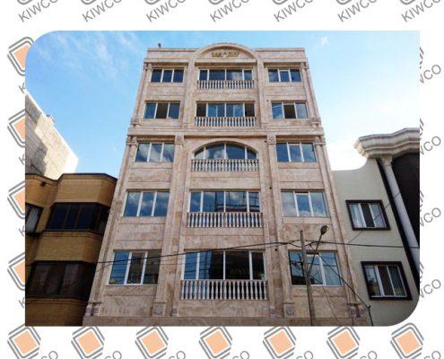 پنجره upvc - آقای حسین زاده