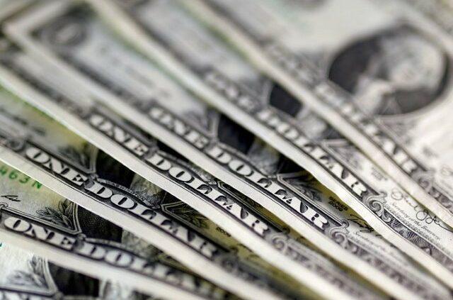 کاهش قیمت ۵۰ تومانی دلار در صرافیها