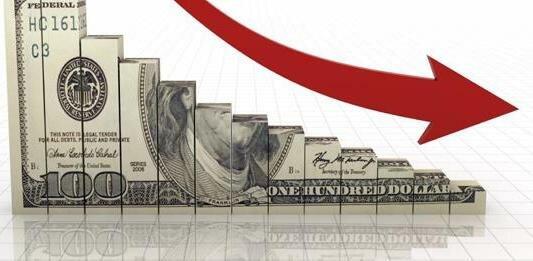 ارز همچنان در سراشیبی