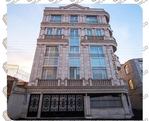 پنجره UPVC - آقایان احمدی