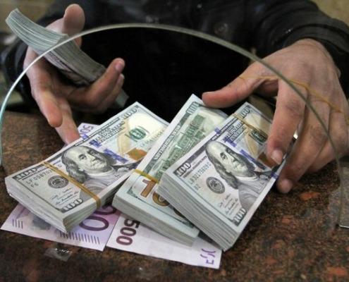 صعود آرام قیمت ارز