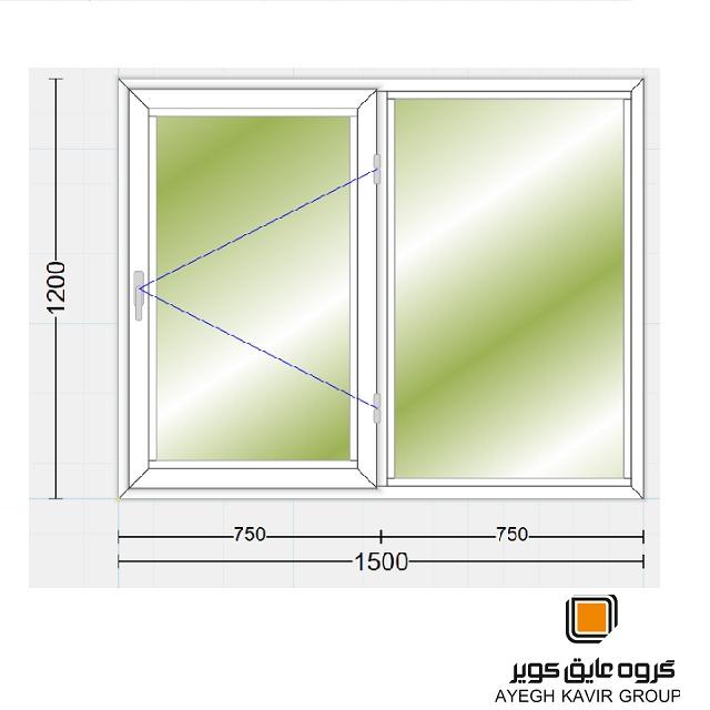 Fornax-wood-panel-decorative-aluminum-window-1 - گروه پنجره ...