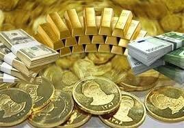 روند نزولی صبح امروز قیمت سکه و طلا برگشت