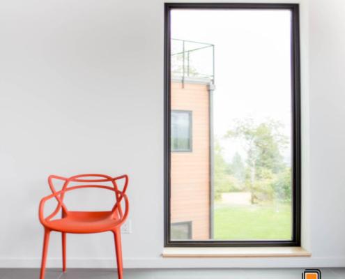 سبک و انواع پنجره ثابت