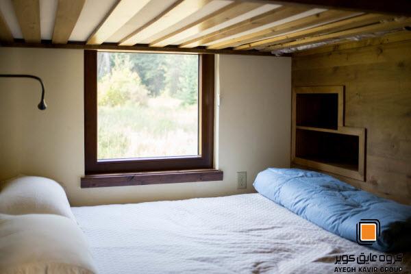 سبک و انواع پنجره چوبی آلومینیومی