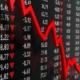 ریزش سنگین شاخص بورس بازار سرمایه