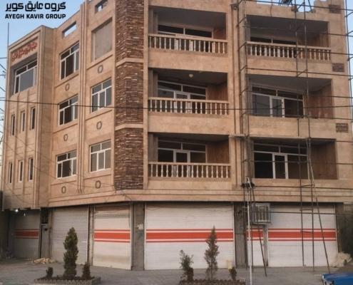پنجره upvc اصفهان کیانی