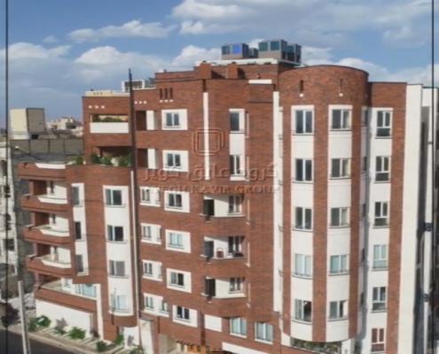 نمونه پروژههای انجام شده درب و پنجره دوجداره در یزد