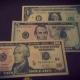 ارزش دلار صعودی