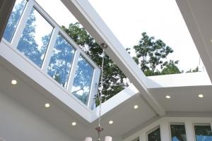 سقف شیشه اسکای لایت
